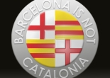 www.bcnisnotcat.tk Barcelona is not Catalonia. Independencia de Barcelona de Cataluña.